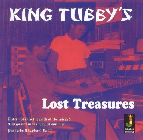 Lp King Tubby - King Tubby