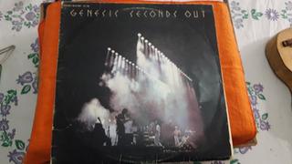 Disco Doble Genesis(vinilo), Second Out