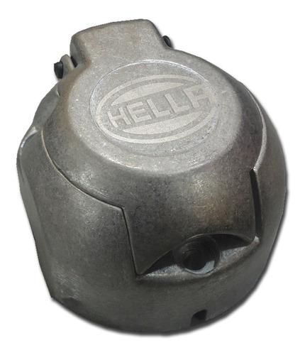 Enchufe Hella De Aluminio Para Trailer Hembra M E