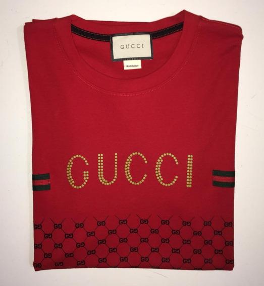 Camiseta Gucci Originais Importadas Frete Gratis