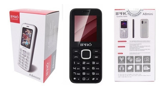Telefono Basico Ipro A8 A10 Mini Barato 13vrds