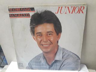 Lp Junior Madrugada Sangrenta 1990