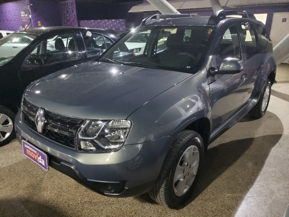 Duster 1.6 16v Sce Flex Expression X-tronic 33431km