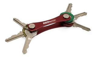 Redlemon Llavero Organizador Smartkey Mini 10 Llaves Planas