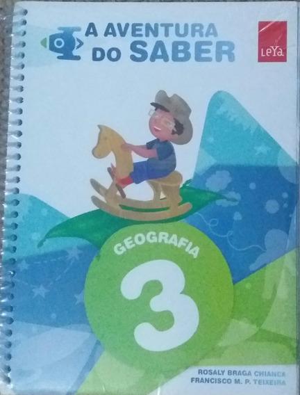 As Aventuras Do Saber- Geografia 3