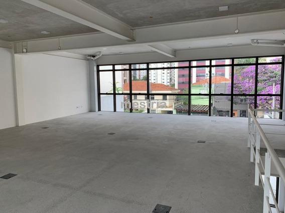 Casa Comercial Recém Entregue/design Moderno/janelões/10 Vagas Subterrâneas/roof Top/elevador! - Di37063