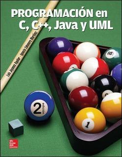 Programación En C C++ Java Y Uml