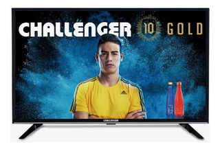 Televisor Challenger 32 Ref 32+22 Hd Smart Tv + Bluetooth