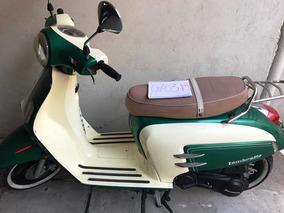 Vendo Urgete Moto Zanella Lambretta Como Nueva!! Pocos Km!!!