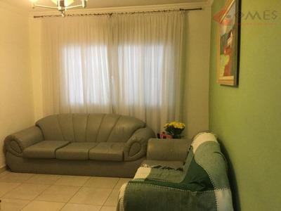 Sobrado Com 3 Dormitórios À Venda, 158 M² Por R$ 598.000 - Assunção - São Bernardo Do Campo/sp - So0860
