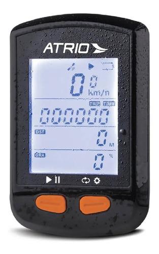 Gps Átrio Steel Ciclismo Resistente Água Strava Bluetooth