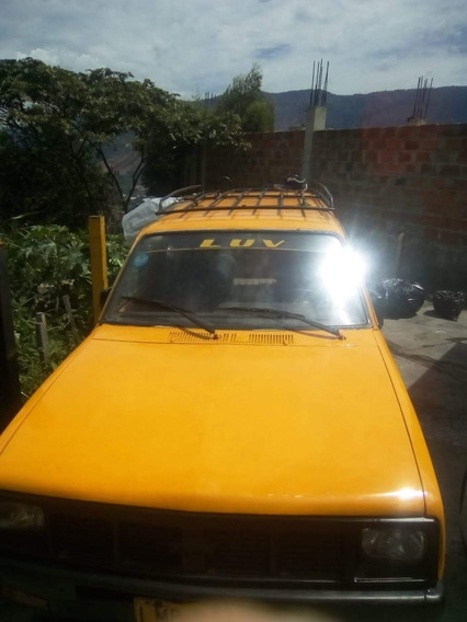 Chevrolet Luv Cabina Integrada