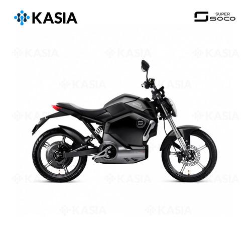 Moto Electrica Super Soco Ts Certificacion Europea Kasia