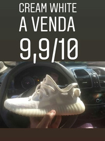 Yeezy Cream White 9,9/10 Size 38