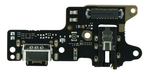 Conector Carga Usb Redmi 8 8a Xiaomi Microfone +entrada Fone