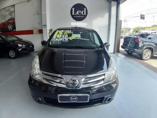Imagem 1 de 15 de Nissan Livina S 1.6 Flex 2013 Completo