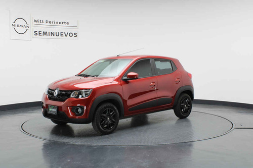 Imagen 1 de 15 de Renault Kwid 2021 5p Iconic L3/1.0 Man Id 7923