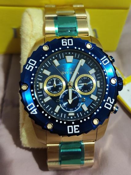 Relógio Masculino Invicta Pro Diver 100 Meter Model 22518