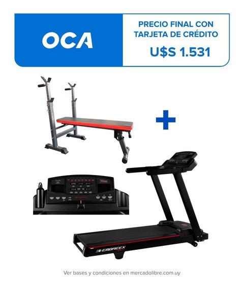 Caminador Profesional Embreex + Banco Pecho De Obsequio