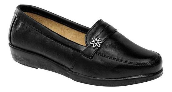 Zapato Florenza 6003 Negro Mujer