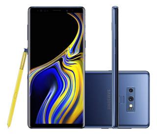 Samsung Galaxy Note 9 128gb + Caneta S Pen - Azul Original