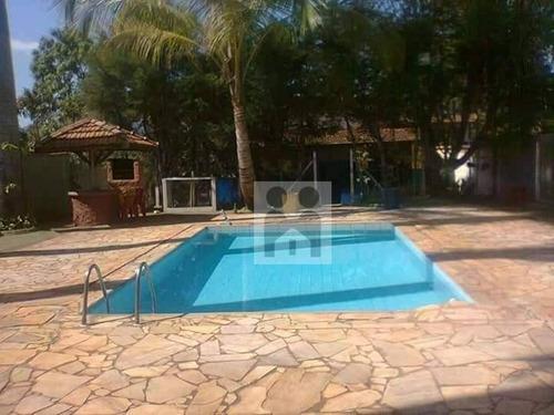 Imagem 1 de 18 de Chácara Com 2 Dormitórios À Venda, 7000 M² Por R$ 800.000,00 - Condomínio Veredas Do Rio Pardo - Serra Azul/sp - Ch0023