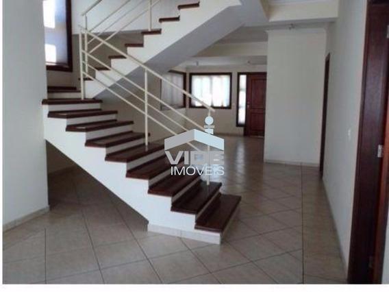 Casa À Venda Em Campinas - Condomínio Fechado - Ca03209 - 4212918