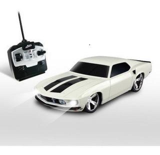 Replica A Control Remoto Mustang Del 69 De Rapido Y Furioso