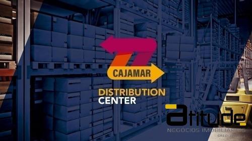 Imagem 1 de 10 de Galpão Modular De 5.442 M² Em Cajamar - Sp - 4703