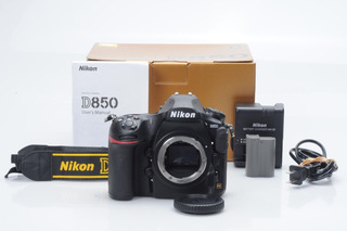Nikon D850 45.7mp Digital Slr Camera Body #667