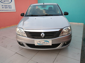 Renault Logan Expression 1.6 2012