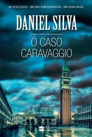 Livro O Caso Caravaggio - Daniel Silva