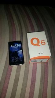 Celular LG Q6 (telcel)