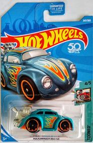Volkswagen Beetle Hotwheels Tooned 2018 Nuevo