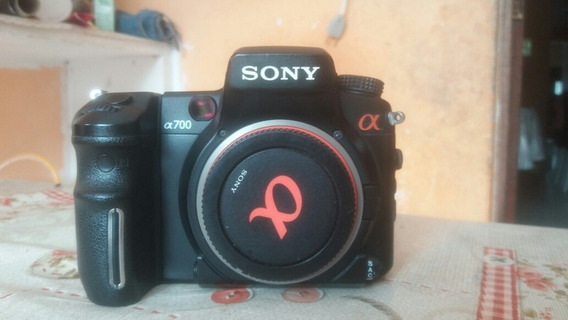 Corpo Sony A700 Semi Novo Similar A Nikon D300