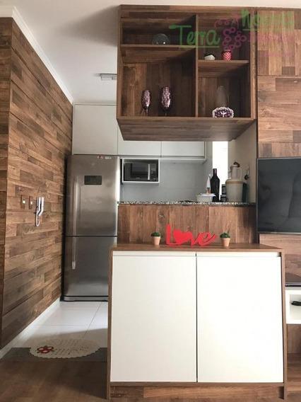 Apartamento Com 2 Dormitórios À Venda Por R$ 285.000 - Vila Nova Medeiros - Jundiaí/sp - Ap0514