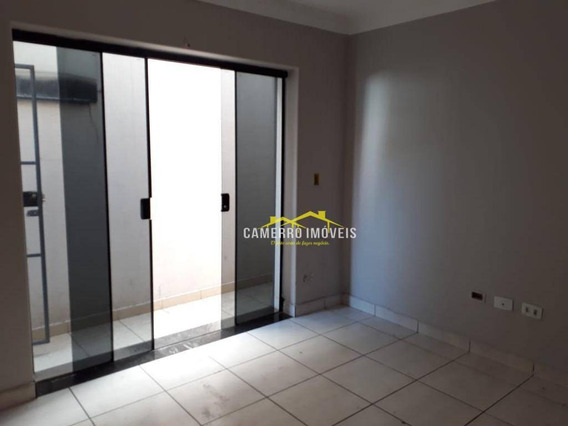 Salão Para Alugar, 68 M² Por R$ 1.800/mês - Centro - Americana/sp - Sl0275