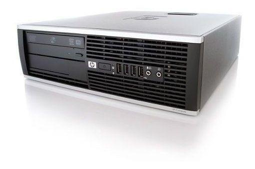 Pc Cpu Ddr3 Hp Core 2 Duo E8200 6gb Ssd 120gb Gravador Wifi