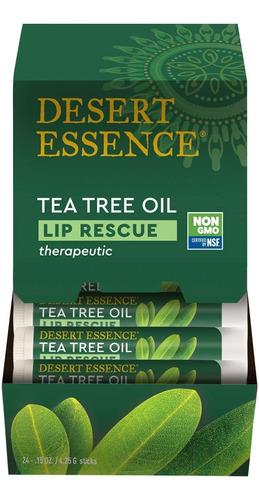 Desert Essence Terapéutico De Rescate Con Aceite De Árbol De