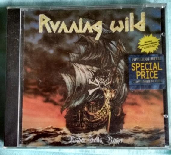 Running Wild.under Jolly Roger.cd.prim Ed.ger.nuevo.cerrado