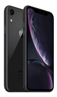 Celular Apple iPhone Xr Preto ,tela 6.1 , 128gb, Câmera 12mp
