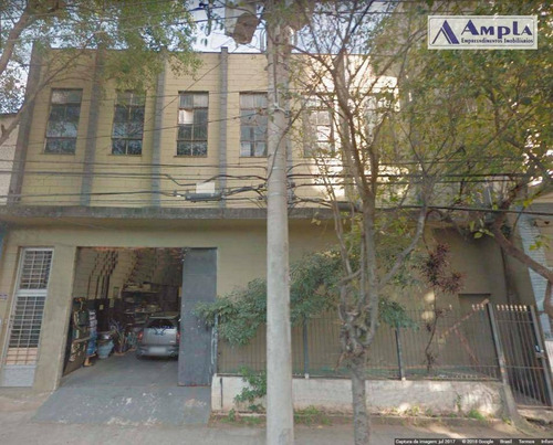 Prédio, 400 M² - Venda Por R$ 3.500.000,00 Ou Aluguel Por R$ 6.000,00/mês - Mooca - São Paulo/sp - Pr0008