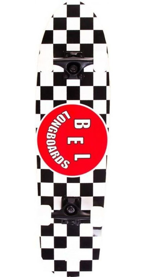 Skate Longboard Maple Abec-7 Retro Bel Sports