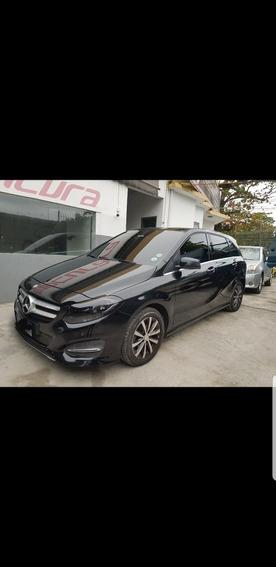 Mercedes-benz Classe B 1.6 Turbo Flex 5p 2016