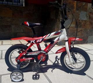 Bicicleta Raleigh Rodado 12