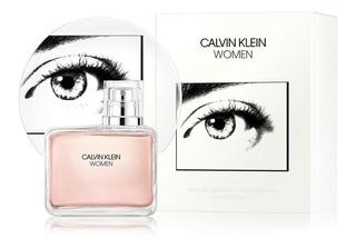 Perfume Importado Mujer Calvin Klein Woman Edp 100ml.full