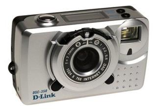 Camara Web Digital Dlink Dsc350 De 8mb En Modo Dual