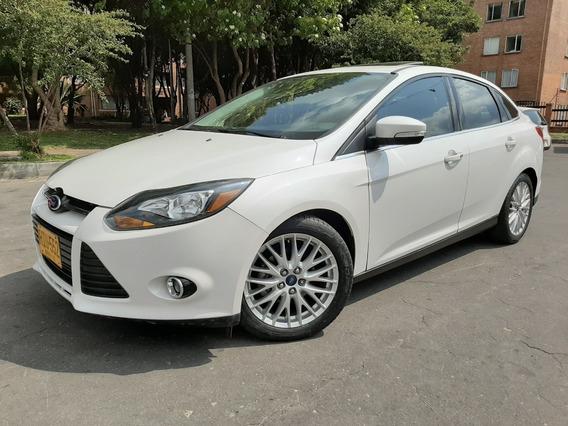 Ford Focus Titanium Tc Ab Fe