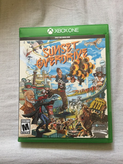 Sunset Overdrive Fisico