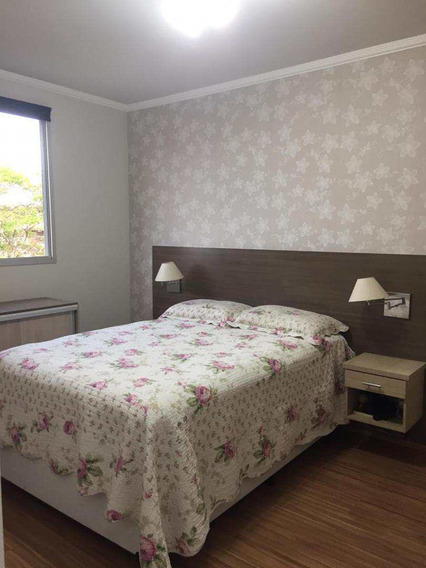 Apartamento Com 2 Dorms, Parque Santo Antônio, Jacareí - R$ 180 Mil, Cod: 8103 - V8103